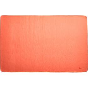 Nike Swim Swimming Towel Large, arancione